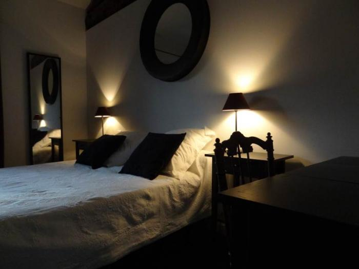 chambre chocolat le domaine de la grangette. Black Bedroom Furniture Sets. Home Design Ideas